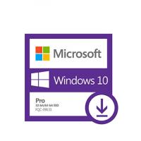 Microsoft Windows 10 Pro, 32/64 Bits, Português, Digital para Download, Licença ESD