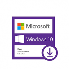 Microsoft Windows 10 Pro, 32/64 Bits, Português, Digital para Download, Licença ESD
