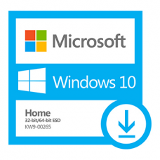 Microsoft Windows 10 Home, 32/64 Bits, Português, Digital para Download, Licença ESD