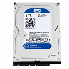 HDD WESTERN DIGITAL 1 TERA (1TB) SATA 6.0GB/S WD10EZEX 64MB 7200 RPM